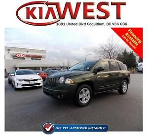 2008 Jeep Compass Sport/North