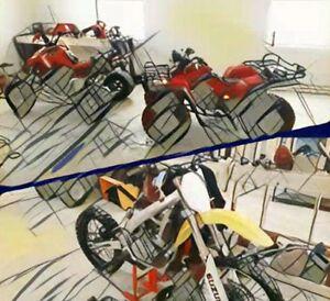 Dirt bike and ATV Repair