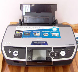 Epson Ultra Hi-Definition R380 Photo Printer