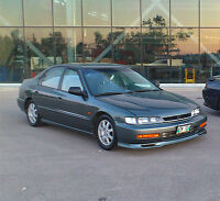 1997 Honda Accord - Turbocharged