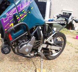 1997 KLR650 - 685 Kit  w/lots of extras***