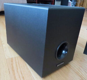 Centrios Powered Subwoofer