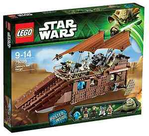 Star Wars Lego 75020 Jabba's Sail Barge