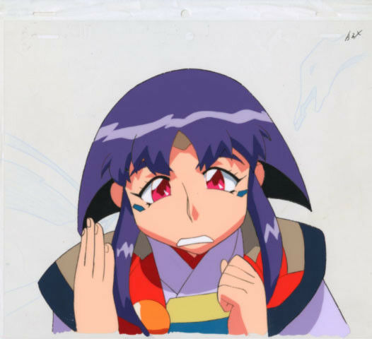 Anime Cel Tenchi #304
