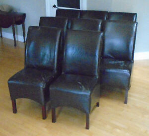 Parson Dinning Room Chairs