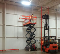 Pallet racking installations, relocations, dismantles, repairs