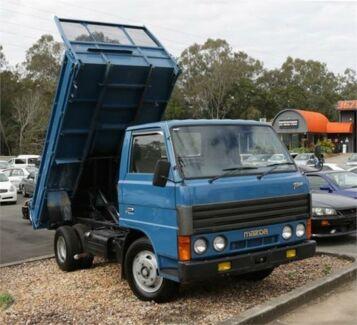 1985 Mazda Titan Blue Tilt Tray Slacks Creek Logan Area Preview