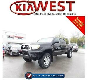 2015 Toyota Tacoma SR5 Double Cab Long Bed V6