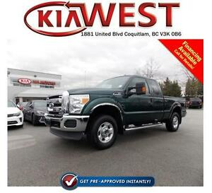 2011 Ford F250 XLT Super Duty 4X4