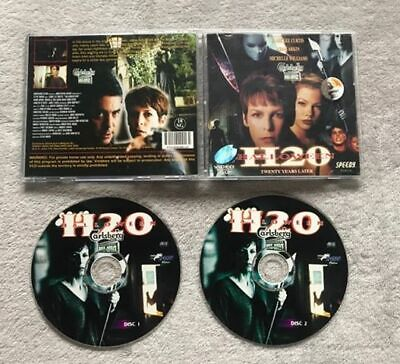 Halloween H20 VCD Video CD Horror Film *VERY RARE* Speedy Video B ()
