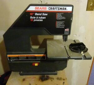 Craftsman 10 inch Band Saw