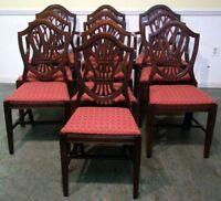~DINING ROOM CHAIRS & BAR STOOLS - RECOVERED BY CHRISTMAS~