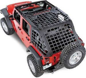 JEEP Wrangler Sahara Rubicon Unlimited C-RES Cargo Net