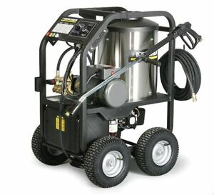 HOT WATER PORTABLE KARCHER PRESSURE WASHER -- FINANCE AVAILABLE! Edmonton Edmonton Area image 1
