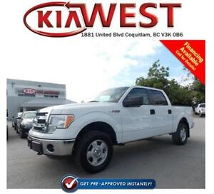 2014 Ford F-150 SuperCrew Cab 4X4 V8