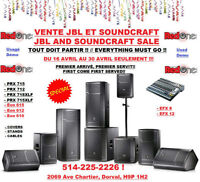 PROMO JBL ** SOUNDCRAFT *** WOW