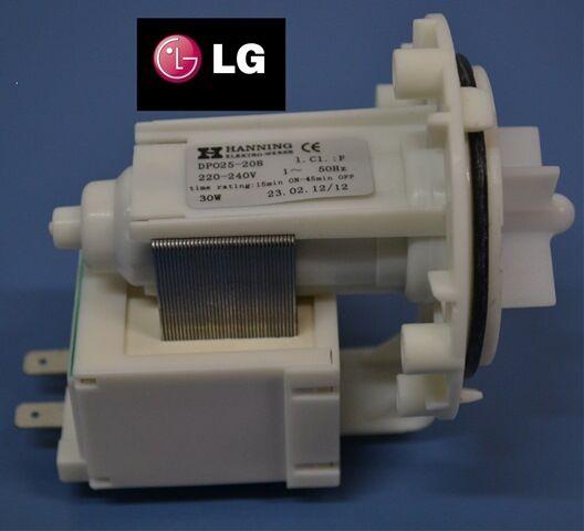 LG DISHWASHER MOTOR ASSEMBLY PUMP GENUINE (4681EA2002F)