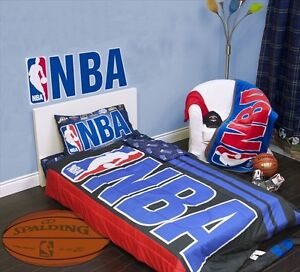 Exclusive NBA Collection Quilt 4 Pcs Twin Set Official Licensed