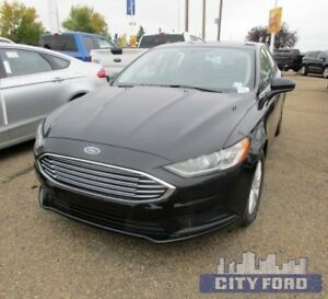 2017 Ford Fusion 4dr Sdn S FWD