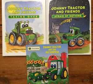 JOHN DEERE Children's Picture Books 3 for $10