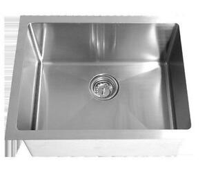 !NEW! 9 models - Stainless Kitchen sink/ Éviers Stainless Neuf