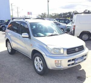 2002 Toyota RAV4 ACA21R CRUISER AUTOMATIC 4 Speed Automatic Wagon Underwood Logan Area Preview