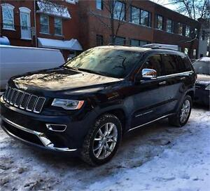 2014 JEEP GRAND CHEROKEE SUMMIT 4X4 514-961-9094