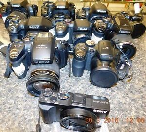 First Stop Swap Shop camera sale! Peterborough Peterborough Area image 1