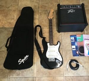 Guitar & Amp in excellent condition! Perfect for a beginner