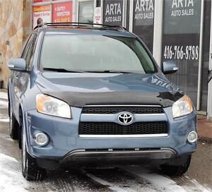 2009 Toyota RAV4 Limited/AUTO/SUNROOF/AWD/PUSH BUTTON START