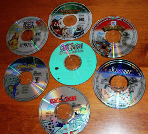 7 Children's CD-ROMS