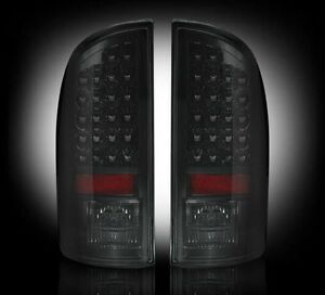 2002-2006 Dodge Ram 1500/2500/3500 Recon Tail Lights
