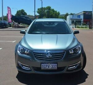 2013 Holden Calais VF MY14 V Sportwagon Grey 6 Speed Sports Automatic Wagon Gosnells Gosnells Area Preview