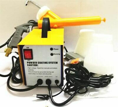 New Complete 1030 Psi Powder Coating System Paint Pc15 For Home Of Shop