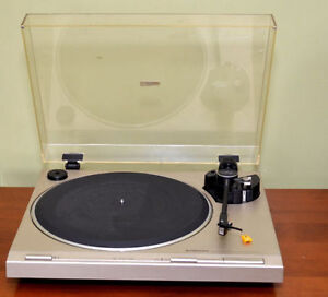 Pioneer PL-7 direct drive Turntable table tournante vinyl record