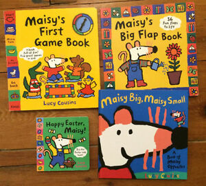 MAISY board books by LUCY COUSINS $3 each or all 4 for $10