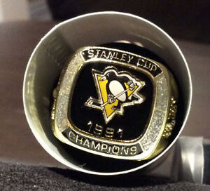 Pittsburgh penguins NHL ring