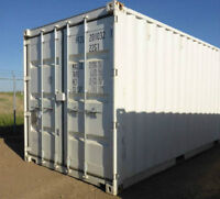 new 20 ft seacan shipping container