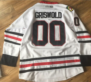 Clark Griswold Jersey from Christmas Vacation movies XL