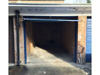 Secure garage for rent close to uxbridge road access to ealing broadway station