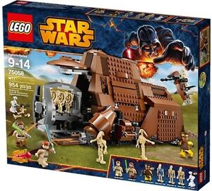 Star Wars LEGO 75058 MTT BRAND NEW SEALED BOX FIRM