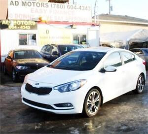 """""""NO ACCIDENT"""" 2015 KIA FORTE EX SUNROOF AUTO FINANCING AVAILABLE"""