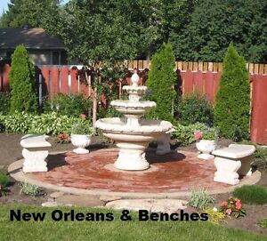 Fountains for Spring!!