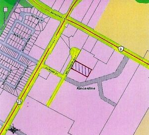 Lot Part 2 Millenium Way, Kincardine - 2 Acres