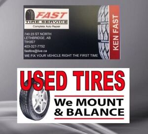 PreOwned Tires
