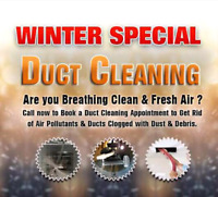 Duct Cleaning $99.99 Only No Taxes!!
