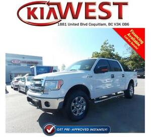 2013 Ford F150 XLT Super Cab V6 4X4