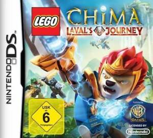 DS Legends Of Chima Lavals Lego