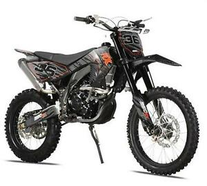 250cc Apollo Dirt Bike on for $1799.99!