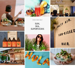 IMMEDIATE Franchise Opportunity-McArthurGlen/YVR-Hula Poké!
